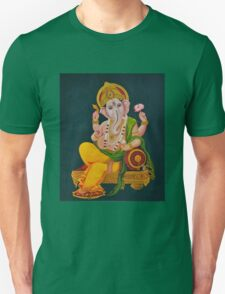 Traditional Ganesh Unisex T-Shirt