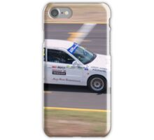 Pierce Motorsport Hyundai Excel #34 iPhone Case/Skin
