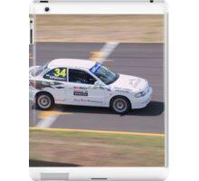 Pierce Motorsport Hyundai Excel #34 iPad Case/Skin