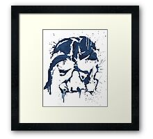 Legacy of Lord Vader Framed Print