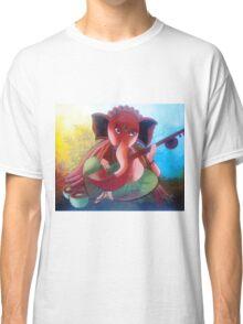 Musical Ganesha Classic T-Shirt