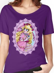Lolita Princess Peach Women's Relaxed Fit T-Shirt