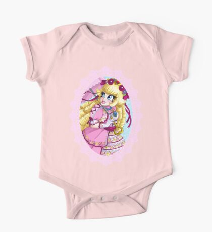 Lolita Princess Peach Kids Clothes