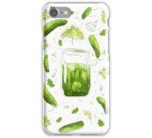 Pickles! iPhone Case/Skin