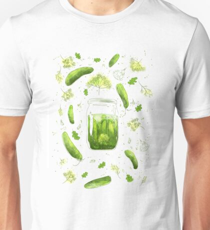 Pickles! Unisex T-Shirt