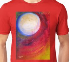 The moon maybe.... Unisex T-Shirt