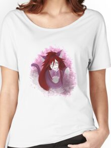 We are all mad here Women's Relaxed Fit T-Shirt