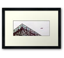 AA30 See Through Architecture  Framed Print