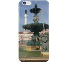 Lisbon, City of Fountains iPhone Case/Skin