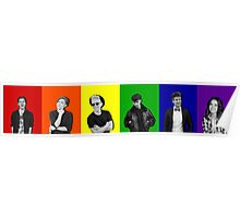 LGBT+ Youtubers  Poster
