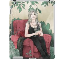 Tarot - III - Empress iPad Case/Skin