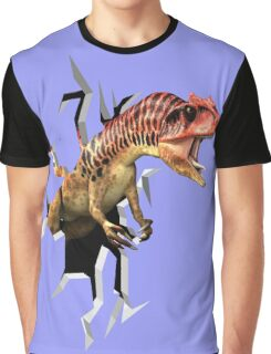 Dinosaur 3D Graphic T-Shirt