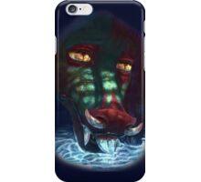 Apprehensive iPhone Case/Skin