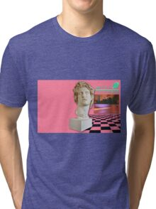 Macintosh Plus 420 Tri-blend T-Shirt