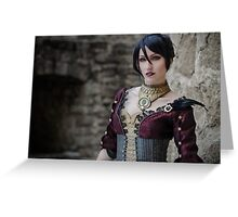 Dragon Age Inquisition Morrigan Greeting Card