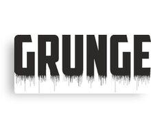 Grunge Canvas Print