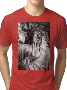 Hand of Nara Tri-blend T-Shirt