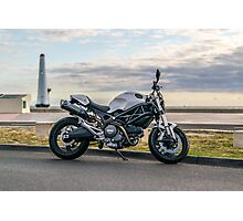 Ducati Monster 696 Photographic Print