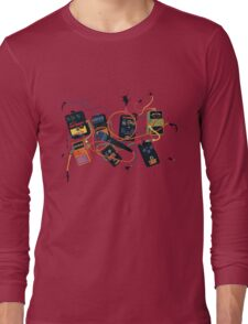 Pedals from Space Long Sleeve T-Shirt