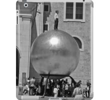 Salzballs iPad Case/Skin