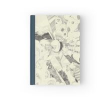 Lunar Landscape Hardcover Journal