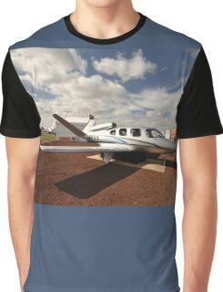 Cirrus Jet,Avalon Airshow,Australia 2015 Graphic T-Shirt