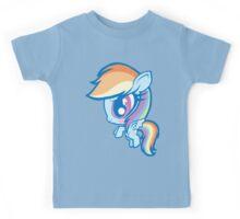 Weeny My Little Pony- Rainbow Dash Kids Tee
