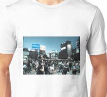 Shibuya Intersection Unisex T-Shirt