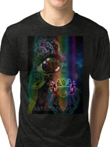 Nebulonic Entity Tri-blend T-Shirt