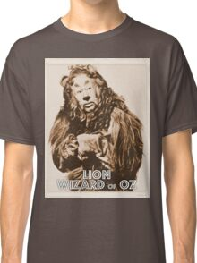 Wizard of Oz Lion Classic T-Shirt