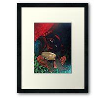 Mathal Ganesha Framed Print