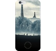 Lord Of The Rings Two Towers iPhone Case/Skin