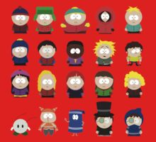 south park Baby Tee
