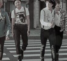 BTS: Je Ne Regrette Rien 후회하지 않아 Sticker