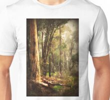 Winter Wanderings By Lorraine McCarthy Unisex T-Shirt