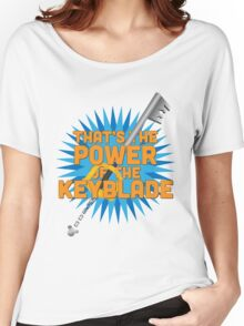 That's the power of the KEYBLADE! Women's Relaxed Fit T-Shirt