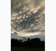 Bizarre Mammatus Clouds After a Summer Storm Unisex T-Shirt