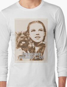 Wizard of Oz Dorothy Long Sleeve T-Shirt