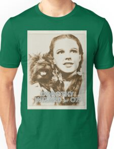 Wizard of Oz Dorothy Unisex T-Shirt