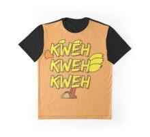 Chocobo (Final Fantasy) - Kweh! Graphic T-Shirt