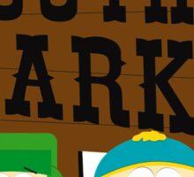 south park Sticker