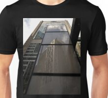 Reflection, King/George Streets, Sydney, Australia 2013 Unisex T-Shirt