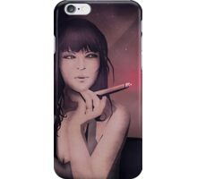 Smokey Woman iPhone Case/Skin
