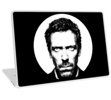 Dr House Laptop Skin