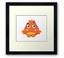 Colorful Bird  #3 Framed Print