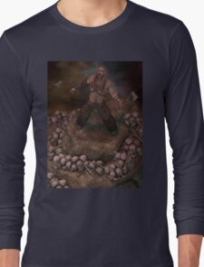 The Deception Of Rollo Long Sleeve T-Shirt