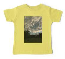 Summer Storm Aftermath - Extraordinary Mammatus Clouds Baby Tee