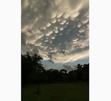Summer Storm Aftermath - Extraordinary Mammatus Clouds Unisex T-Shirt