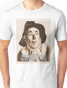 Wizard of Oz Scarecrow Unisex T-Shirt