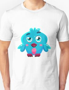 Colorful Bird  #4 Unisex T-Shirt